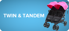 Double Prams - Twin & Tandem