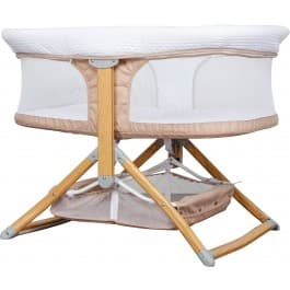Grotime Luna Folding Bassinet