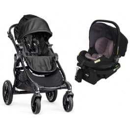 Baby Jogger City Select Stroller City Go Infant Carrier Package
