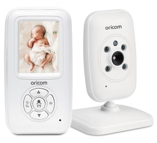 Oricom Secure715 2.4 inch Digital Video Baby Monitor