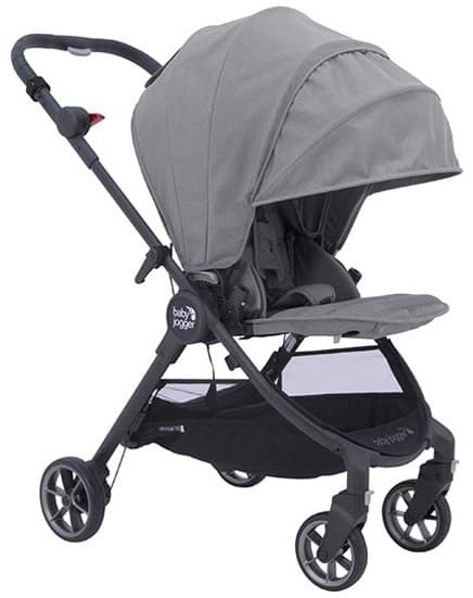 Baby Jogger City Tour Lux Stroller Slate Preorder For