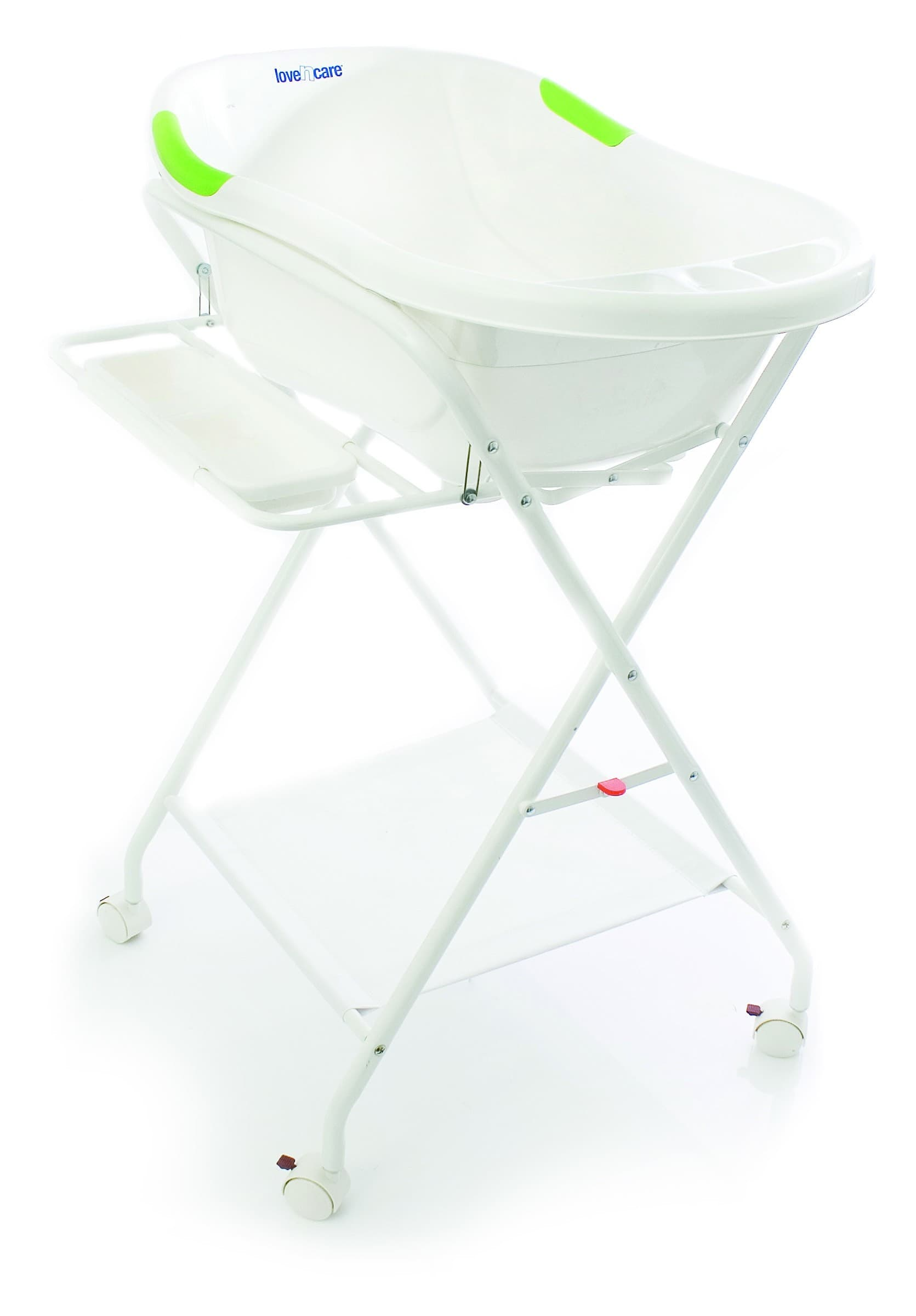 Love N Care Bath Amp Stand Package