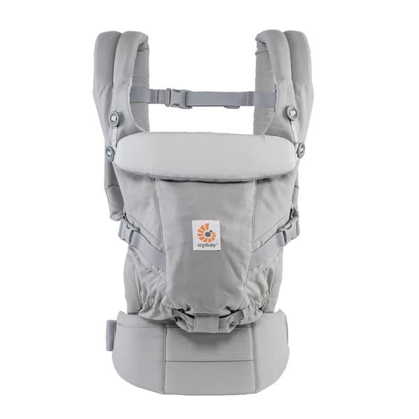 Ergobaby Adapt 3 Position Carrier Pearl Grey