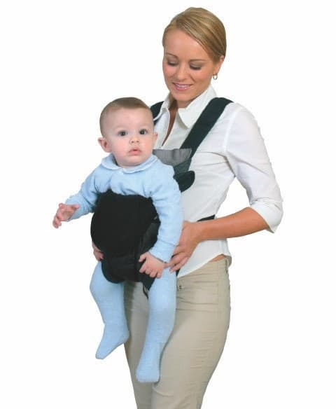 papoose baby holder