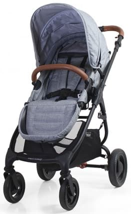 Valco Baby Snap Ultra Trend Grey Marle Stock Due September