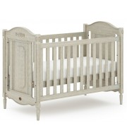 Boori Grace Cot Bed - Antiqued Grey
