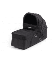 Baby Monsters Easy Twin Main Carrycot Black