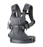 BabyBjorn One Air Carrier Mesh - Anthracite