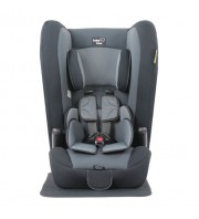 Babylove Ezy Combo II Harnessed Booster Seat - Black