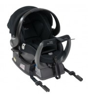 Britax Safe N Sound Unity Infant Carrier ISOFIX - Black Bamboo