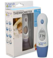 Cherub Baby 4in1 Infrared Digital Ear & Forehead Thermometer