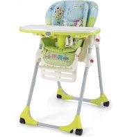 Chicco Polly Double Phase High Chair - Babyworld