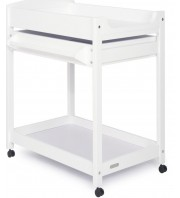 Grotime Duke Change Table - White