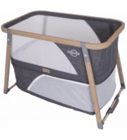 Love N Care Cosmos 3-in-1 Crib - Charcoal