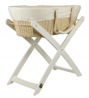 Bebe Care Moses Basket and Stand Package