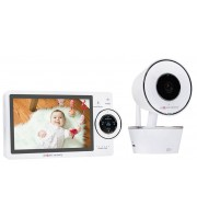 "Project Nursery 5"" WIFI Video Baby Monitor + Remote Access"
