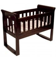 Babyhood Sandton Cradle - English Oak