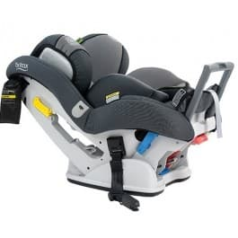 Britax Safe n Sound Millenia Convertible Car Seat SICT ISOFIX - Pebble Grey - Stock Due May