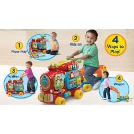 Vtech Push Ride Alphabet Train